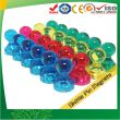 Assorted Colors Ferrite Pushpin Magnets